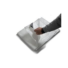 image-Tear Resistant Grid Cover WFX Utility Colour: White