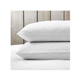 image-Avignon Classic Pillowcase - Single, White, Standard