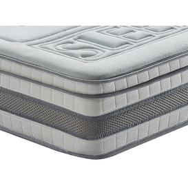 "image-""SleepSoul Wish 3000 Series Pocket Cool Gel Mattress - Small Double (4' x 6'3"""")"""