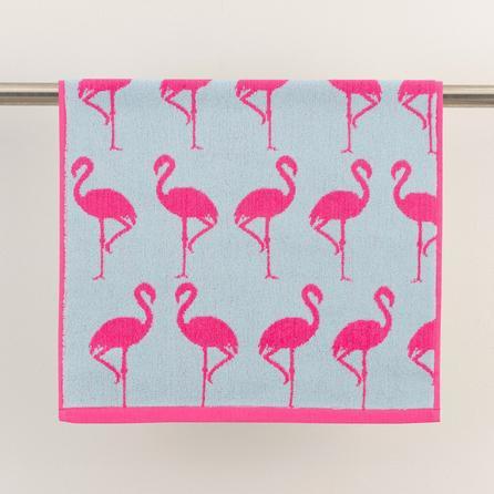image-Flamingo Fuchsia Towel Fuchsia