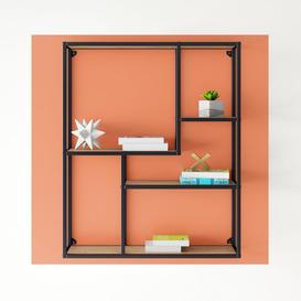 image-Cassel Wall Shelf Hashtag Home