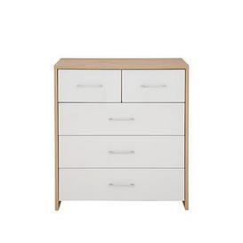 image-Amalfi 3 + 2 Drawer Chest