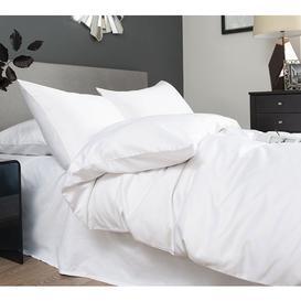 image-Boutique 800 White Bed Linen King Set