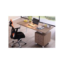 image-Hurley Computer Desk, Free Standard Delivery