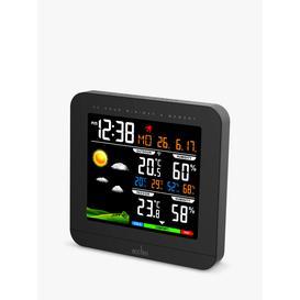 image-Acctim Wyndham Weather Station Digital Alarm Clock