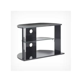 image-Glass TV Stand for 37&quot TV's