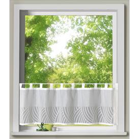 image-Masboro Tab Top Semi Sheer Curtain August Grove