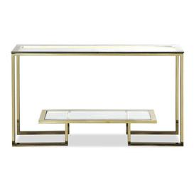 image-Liang & Eimil Mayfair Console Table / Brass