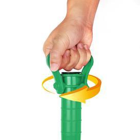 image-Plastic In-Ground Umbrella Base
