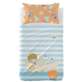 image-Ziegler Crib Bedding Set Isabelle & Max Size: 120cm W x 180cm L