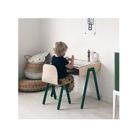 image-Small Children's Desk and Chair  - Mint Green