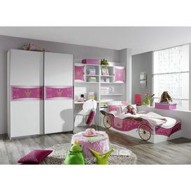 image-Kate European Single Bedroom Set Rauch