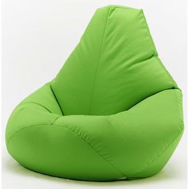 image-Bean Bag Chair Mercury Row Colour: Lime