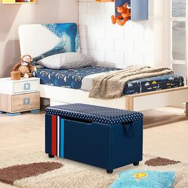 image-Booker Toy Storage Bench Isabelle & Max