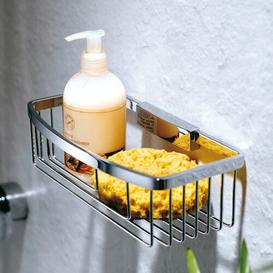 image-Wall Mounted Shower Caddy Novellini