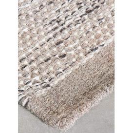 image-Teppe Wool Rug by Momo Rugs - 160 x 230 cm / Grey / Wool