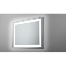 image-Gemma Bathroom Mirror Wade Logan Size: 60cm H x 60cm W x 3.2cm D