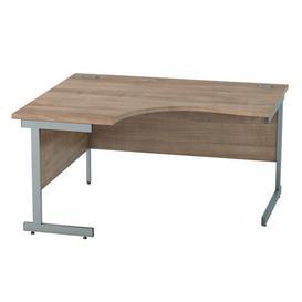 image-Derry Corner Desk Mercury Row Finish: Birch, Size: 72.5 cm H x 140 cm W x 80 cm D