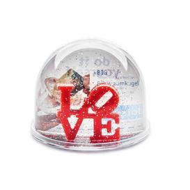 image-Love Snow Globe Koziol Size: 7.5cm H x 9cm W x 9cm D