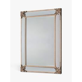 image-Wilson Rectangular Decorative Frame Wall Mirror, 114 x 83cm
