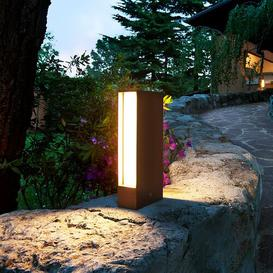image-Bouvet Outdoor 1 Light LED Pathway Light Sol 72 Outdoor Finish: Dark Grey, Size: 60cm H x 10cm W x 10cm D