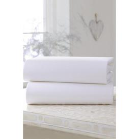 image-Clair de Lune Universal Bedside Fitted Crib Sheet