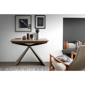 image-Genesi Transforming Table - Console, Brown