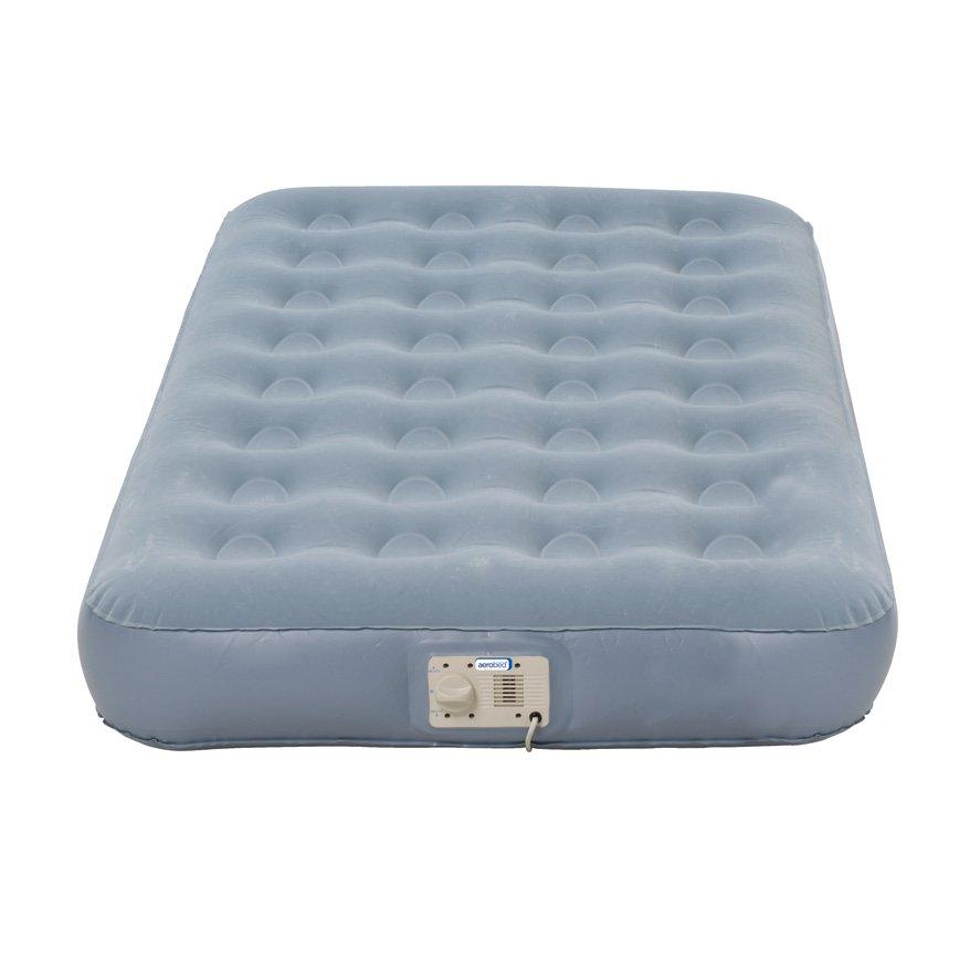 image-Aerobed Sleep Sound Single Air Mattress