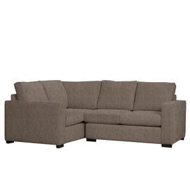 image-Newbury Corner Sofa Mercury Row Upholstery: Taboo Grey, Orientation: Left Facing