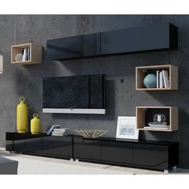 """image-Bartell Entertainment Unit for TVs up to 60\"""" Ebern Designs"""