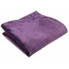 image-Jonah Throw Canora Grey Size: W200 x L254cm, Colour: Aubergine