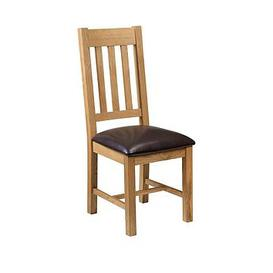 image-Julian Bowen Pair Of Astoria Dining Chairs