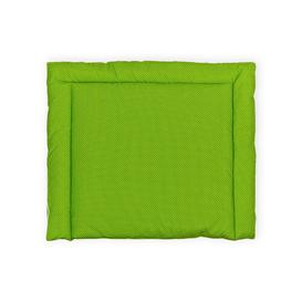 image-White Dots Changing Mat KraftKids Colour: Green, Size: 70cm H x 75cm W x 4cm D