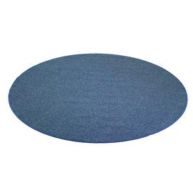 image-Round play mat MAX, ├ÿ2500 mm, blue