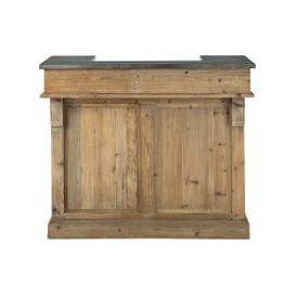 image-Recycled Pine Bar Unit Maquis