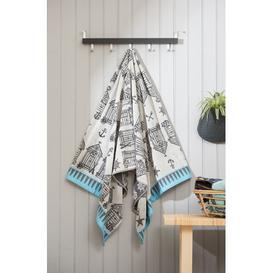 image-Brayton Beach Towel Breakwater Bay