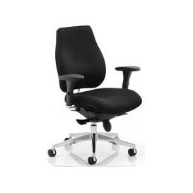 image-Praktikos Plus Ergonomic Posture Chair, Black