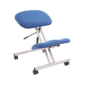 image-Kneeling Chair Symple Stuff Colour: Blue