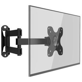 image-Tilt Swivel Universal Wall Mount 13''-30'' LCD LED TV Symple Stuff