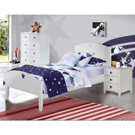 image-Starlight 3 Piece Bedroom Set The Children's Furniture Company