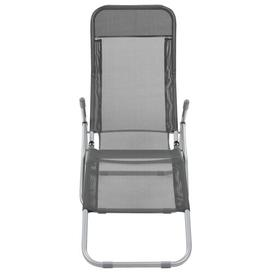 image-Siegmar Sun Lounger Sol 72 Outdoor Colour: Grey