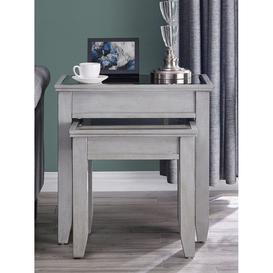 image-Raleigh Grey Nest of Tables
