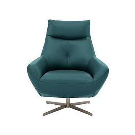 image-Galaxy Swivel Chair- World of Leather