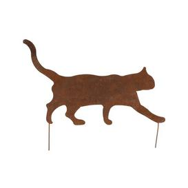 image-Lakeport Flat Cat Decoration Garden Stake August Grove