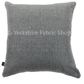 image-Malton Cushion with Filling Yorkshire Fabric Shop Size: Small, Colour: Blue