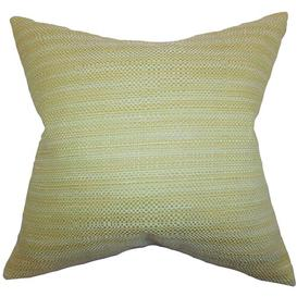 image-Chenoweth Cushion Cover Beachcrest Home Colour: Green, Size: 40 x 40cm