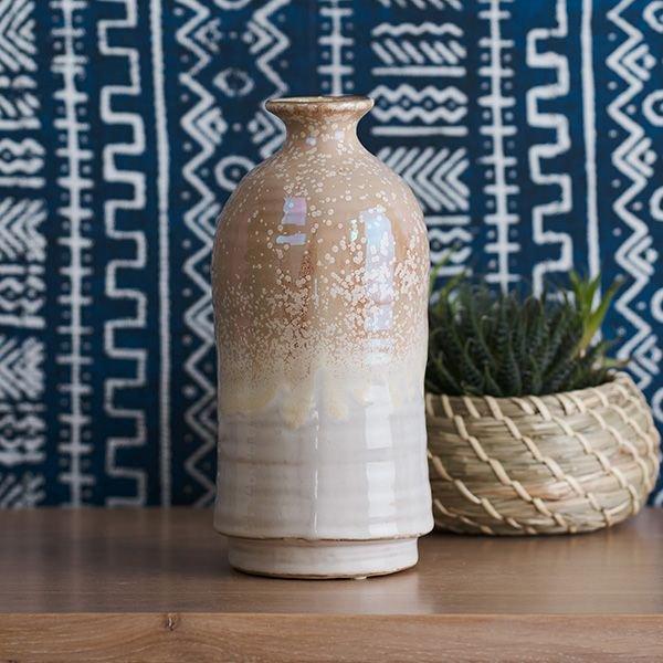 image-Lusinde Light Yellow Vase