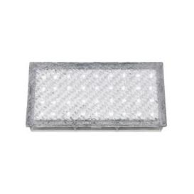 image-Recessed Rectangular Walkover Light With White LED
