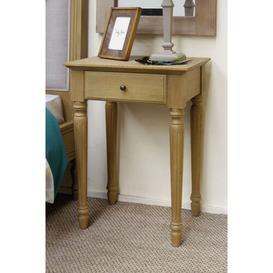 image-Varga 1 Drawer Bedside Table Marlow Home Co.