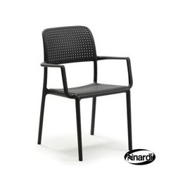 image-2 Pack Bora Outdoor Garden Chairs Anthracite